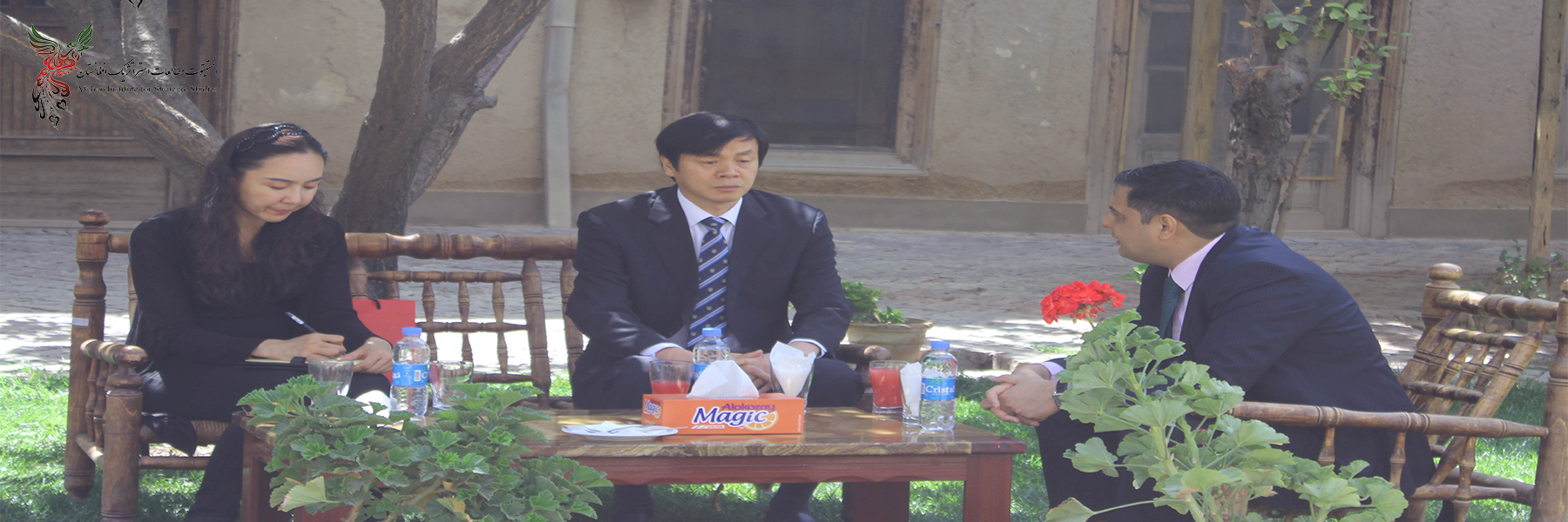 Korean Ambassador Visits AISS